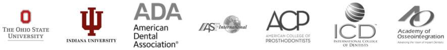 Kriebel Dental - Certifications - Associations