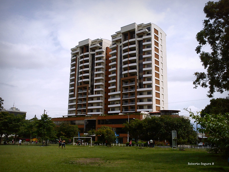 A view of Kriebel Dental offices for safe dental care in Sabana Towers at North Sabana Park, <br>San José</br>